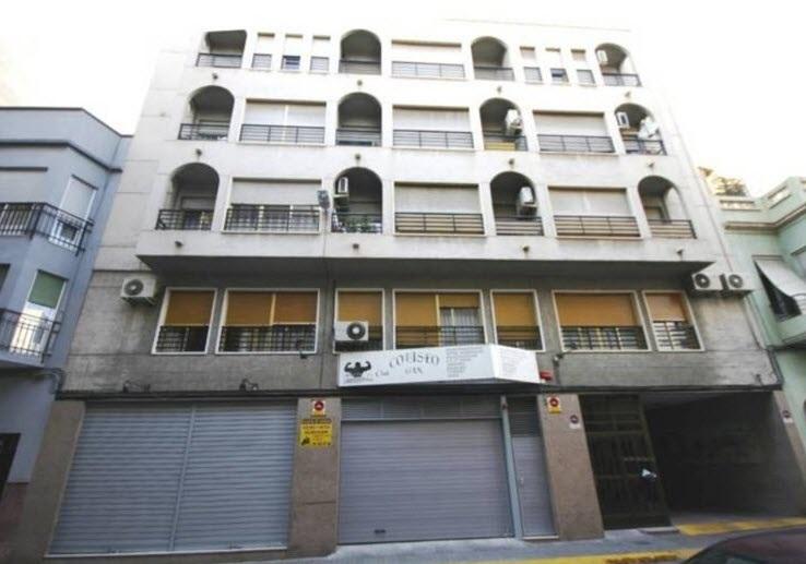 Alquiler plaza de garaje zona centro venta y alquiler de for Alquiler de garajes en madrid